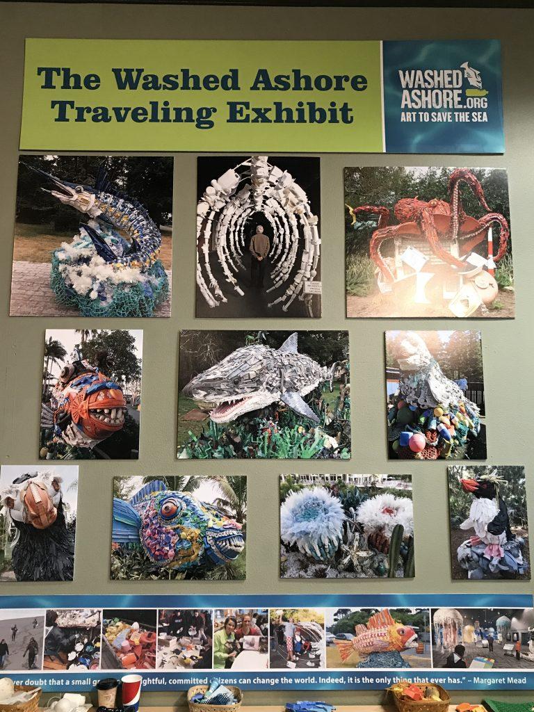 Washed Ashore traveling exhibit