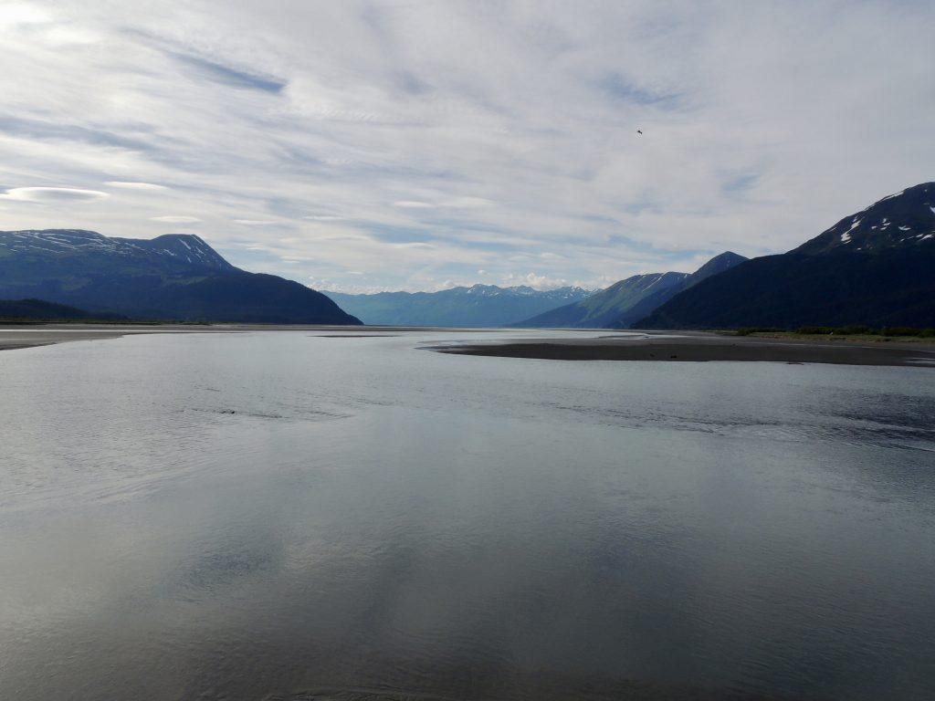 Turnagain Arm from AWCC