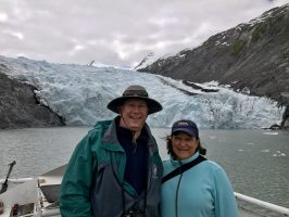 Glaciers and Wildlife in Portage, Alaska