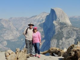 Yosemite's Glacier Point and Sentinel Dome