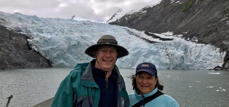 Glaciers and Wildlife in Portage, Alaska