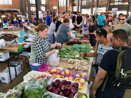 Detroit's Eastern Market and Belle Isle State Park